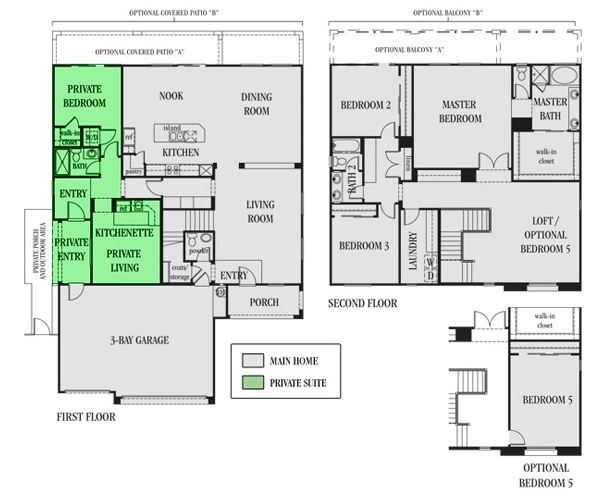 Las VegasProvidenceA REVOLUTIONARY NEW FLOOR PLAN A Home - Las vegas floor plans