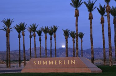 Summerlin monument pic